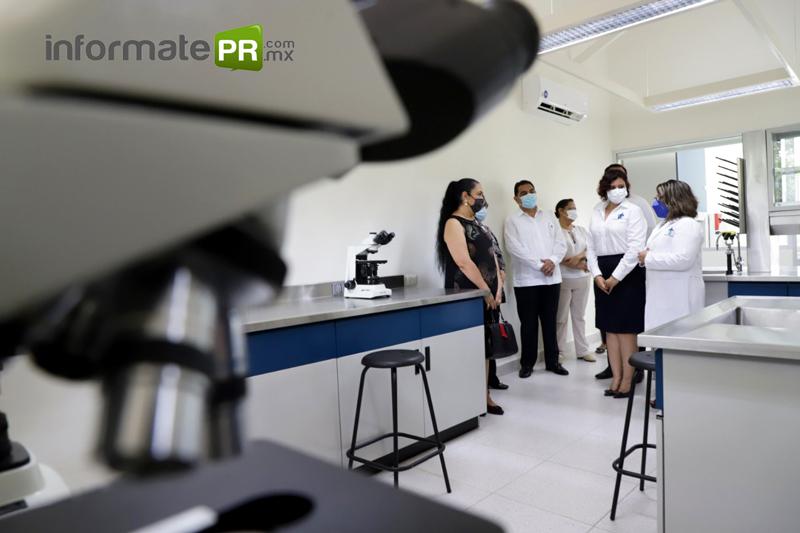 Visita la Reactora Sara Ladón de Guevara la zona Poza Rica- Tuxpam de la UV (Foto: Jorge Huerta E.)